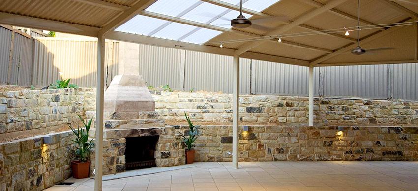 verandah lighting. 6 Backyard Verandah/patio Preparation Tips Verandah Lighting A