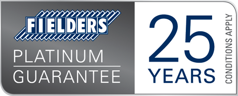 25 year platinum guarantee